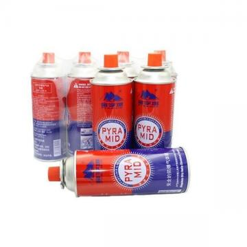 Alibaba New Sale Portable Bottled Gas Spray  gas refill 300ml