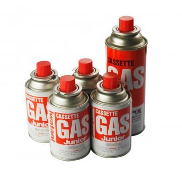 Butane Canister Refill  Accessory of Empty Aerosol Spray Butane Gas Canister