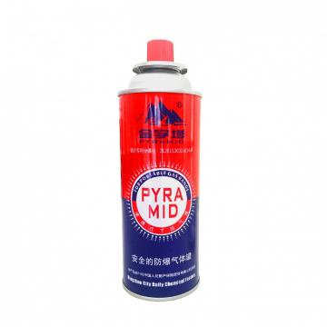 Fuel Energy butane aerosol cans and gas cartridge
